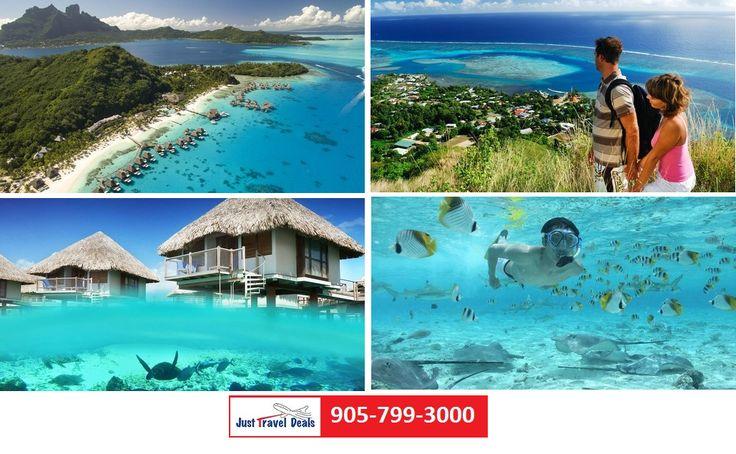 Bora Bora 5 Star Vacation Including Airfare Get Prices & Dates
