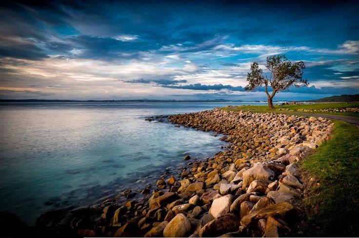 Shoal Bay Point