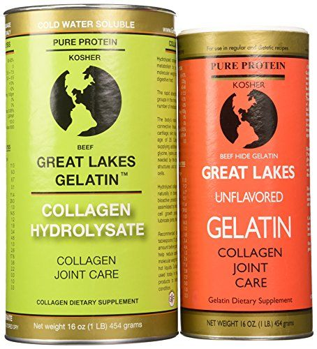Great Lakes Gelatin, Kosher, 16-Ounce Cans of Unflavored & Collagen Hydrolysate Great Lakes http://www.amazon.com/dp/B00DQRUO4G/ref=cm_sw_r_pi_dp_ZY3lwb11PZZHE