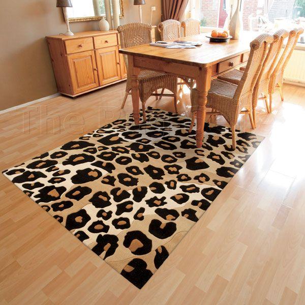 Leopard Bedroom Decorating Ideas: 25+ Best Ideas About Animal Print Rug On Pinterest