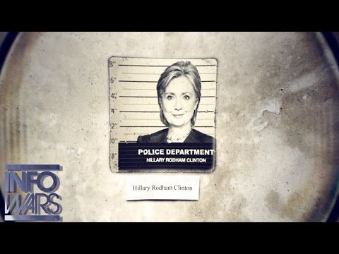 From President To Prison: WikiLeaks Data Dump Might Send Hillary To Jail » Alex Jones' Infowars: There's a war on for your mind!