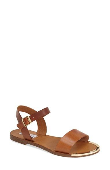rillie strap sandal / steve madden