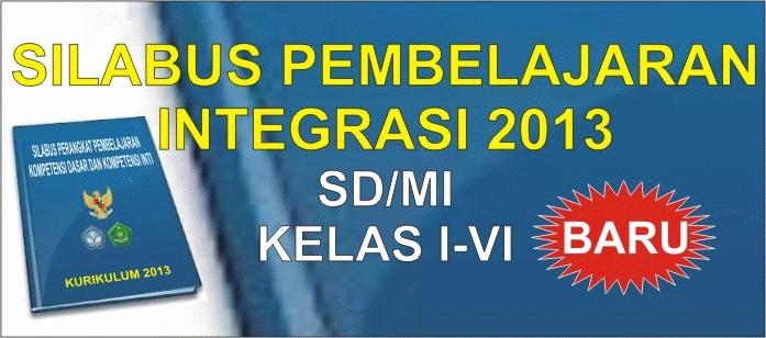 JUAL SILABUS PEMBELAJARAN INTEGRASI 2013  UNTUK SD/MI KELAS I (SATU) S/D VI (ENAM) Terbaru, Terlengkap, Terpercaya Kami Menyediakan Silabus Pembelajaran Integrasi SD/MI 2013 yang mengacu kepada Dokumen Kurikulum 2013. Silabus SD/MI 2013 sangat lengkap mulai Kelas I (Satu) - VI (Enam) SD/MI. Buku Silabus Integrasi SD/MI 2013 TERSEDIA secara online di Web KTSP Smart System