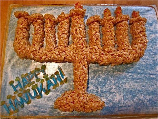 96 best jewish food images on pinterest jewish recipes kitchens fun holiday krispie treats jewish festivalsindian forumfinder Gallery