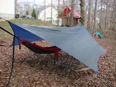 Cat Cut Hex Tarp on the Cheap - Hammock Forums - Elevate Your Perspective