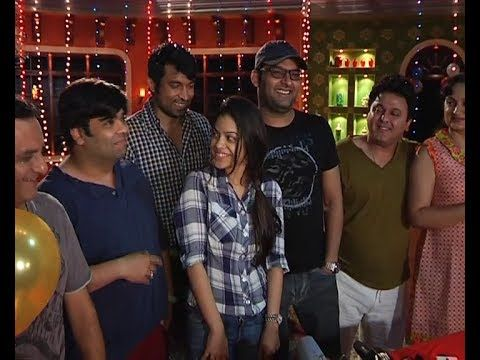 Kapil Sharma | FUNNY BIRTHDAY WISHES from COMEDY NIGHTS WITH KAPIL's team.