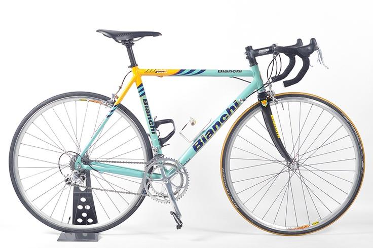 Bianchi Reparto Corse Road Bike... one day