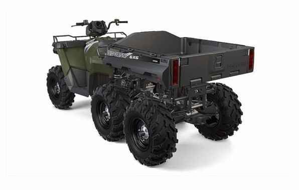 New 2017 Polaris Industries Sportsman BIG BOSS 6x6 570 EPS ATVs For Sale in California. High-Performance On Demand AWDThe Industry's Only 6x6 Built for 2Standard Electronic Power Steering