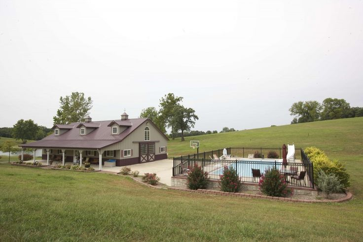 Best 25 morton building homes ideas on pinterest for Morton building with basement