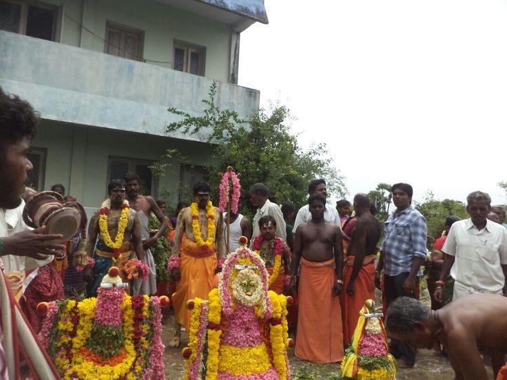Vedavakkam Village temple festival