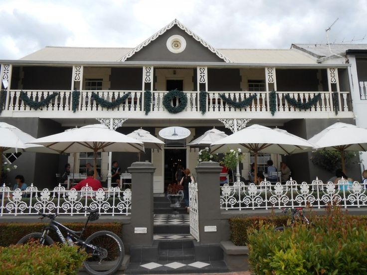 Stop for coffee and a look into the only Shipwreck Museum in the world in Bredasdorp.