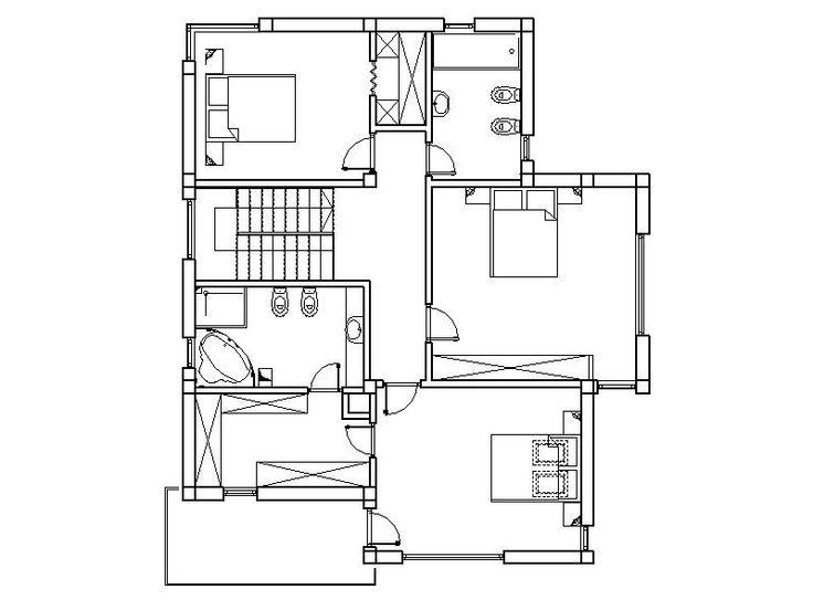 Model casa 163