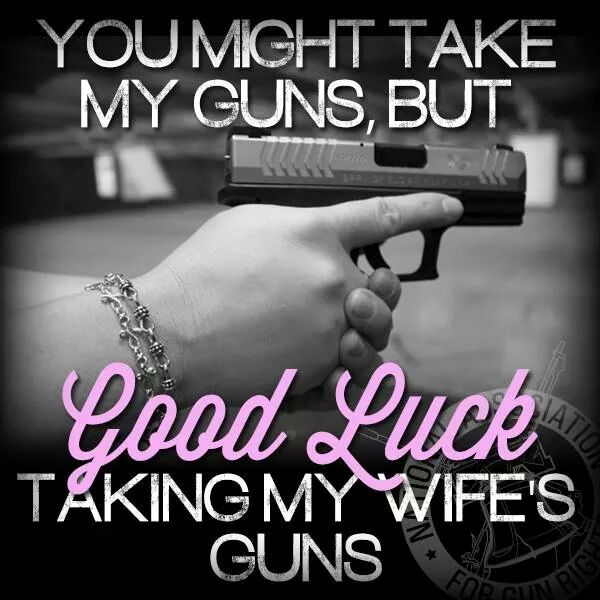 1000+ images about Girls with Guns on Pinterest | Tactical ...Girls With Guns Quotes