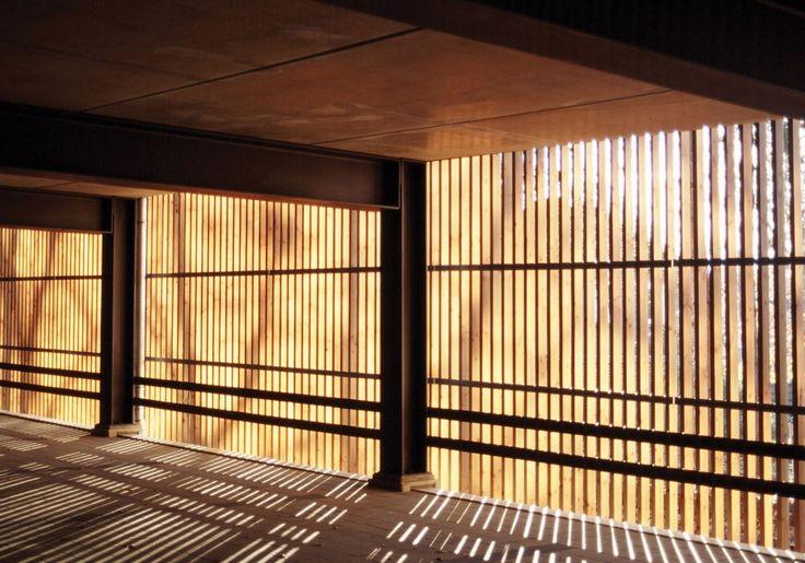 Garaje de Estacionamientos / Birk Heilmeyer und Frenzel Architekten