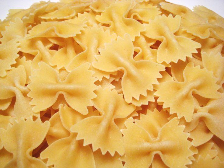 Fame? #TRAST #Farfalle #Pasta