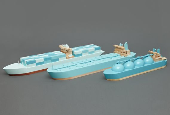 Creative Review - Wooden toys for the 21st century