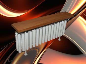 радиатор трубчатый цена Дизайн-радиаторы Завалинка - Элегант 110 Артикул: Элегант 110 Сконструирована на базе медно-алюминиевого конвектора «Элегант - мини».