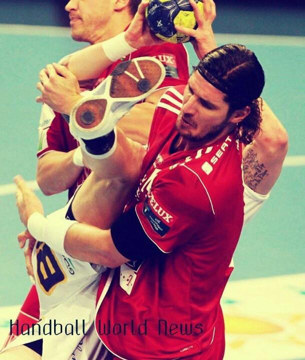#Handball: contact sport full of passion