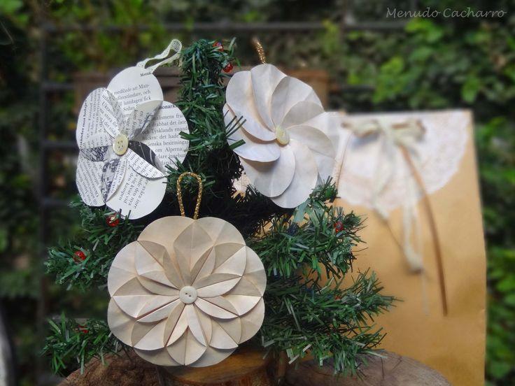 Adornos para el árbol de Navidad!!