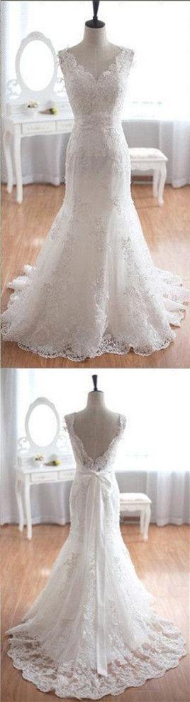 25 best Brautkleider 2017 images on Pinterest | Wedding dress ...