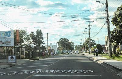 Novedades Televisíon: Restricción vehicular en la vía al Bosque.
