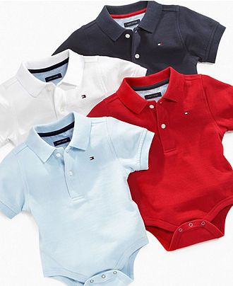 tommy hilfiger baby bodysuit