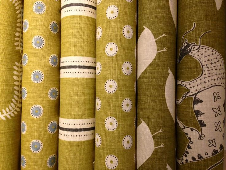 Kale and Lime this Christmas - Wild and Free, Bird Hop  along with fabrics from our Swedish Collection