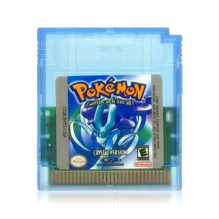 Pokémon Crystal Version Reproduction