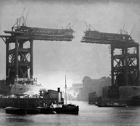 Tower Bridge 1893