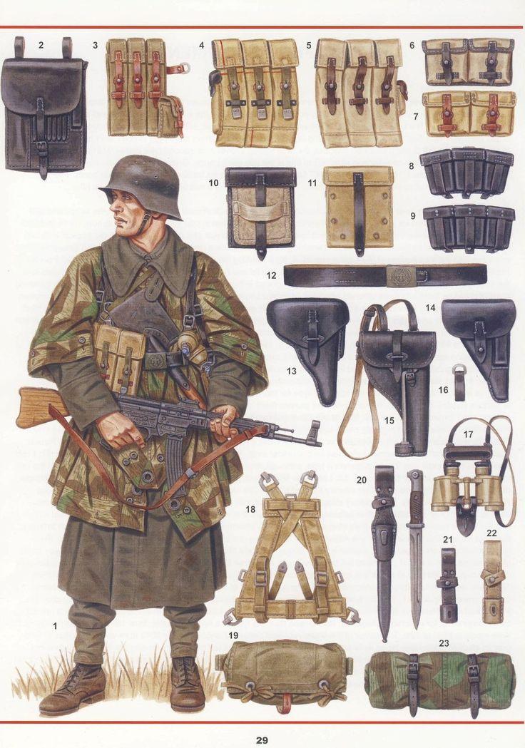 New: German Army Grenadier 1944-45 book! • Warlord Games