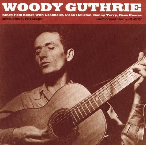 Woody Guthrie, legendary folk singer from Oklahoma, sang about his time in Fred Trump's apartment complex. Guthrie considered Donald Trump's father to be a terrible landlord. https://youtu.be/jANuVKeYezs