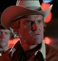 Charles Napier as Tucker McElroy of The Good Old Boys in The Blues Brothers.