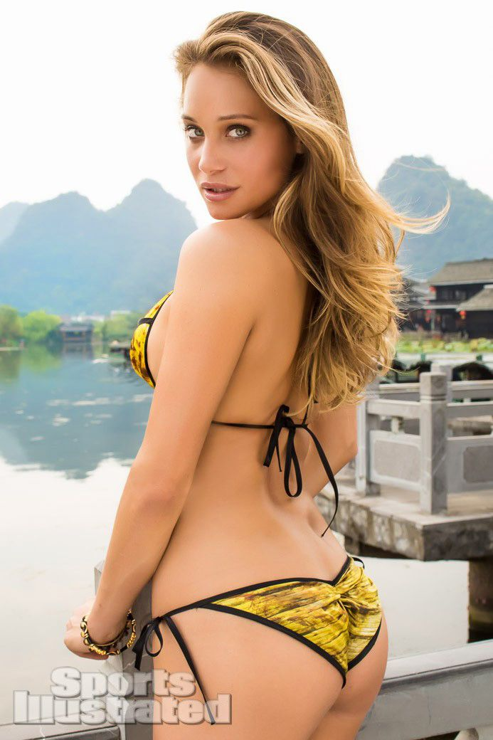 Hannah Davis for Sports Illustrated Swimsuit Edition 2013 28