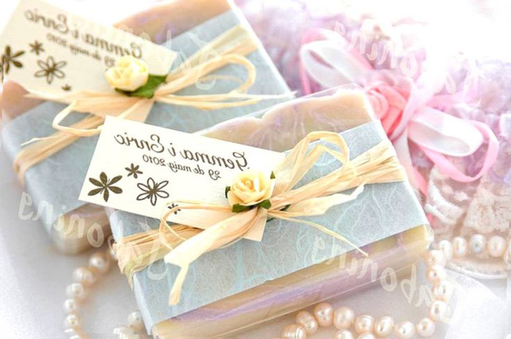 Wedding Favor Sayings For Soap