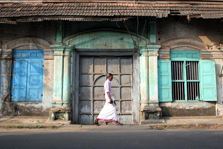 Fort Kochin, Kerela, India.