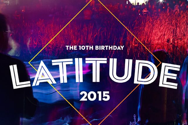 Latitude's new logo (2014) ahead of 2015 10th birthday bash