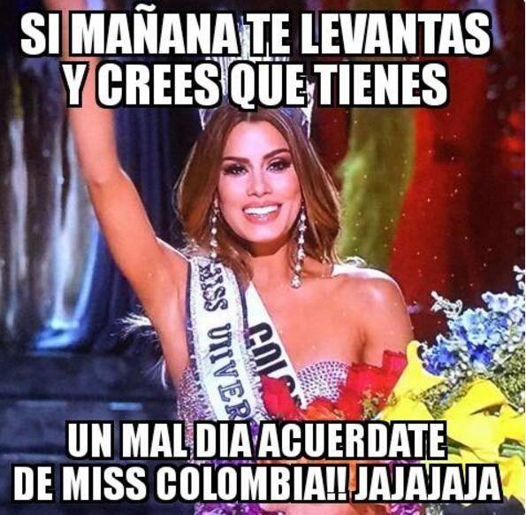 Los mejores memes del fail de Miss Universo 2015 | unocero