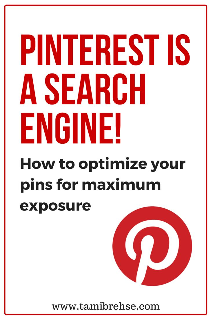 Pinterest is a fun social media site, but it's also a major search engine! Use it to maximize traffic and sales on your website or blog.