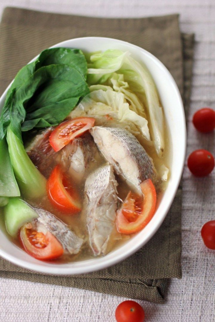 17 best images about filipino cambodian food on for Boiled fish recipe