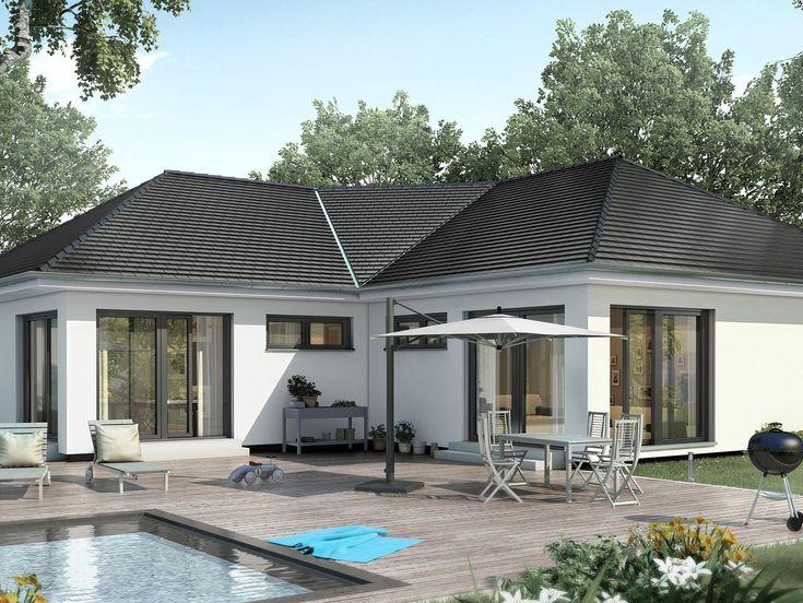 OKAL Bungalow | Planungsvorschlag Siebeneck