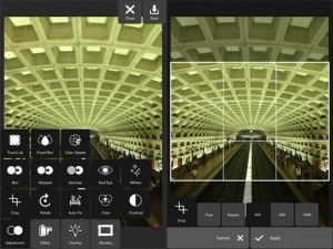 Pixlr. Des centaines d'effets dans une seule application pour éditer vos images sur iPhone.