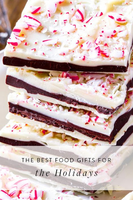 """The best food gifts for the holidays. Because nothing says """"I Love You"""" like homemade salted caramel plus 18 other edible gift ideas you can make from scratch to show them you really care."""