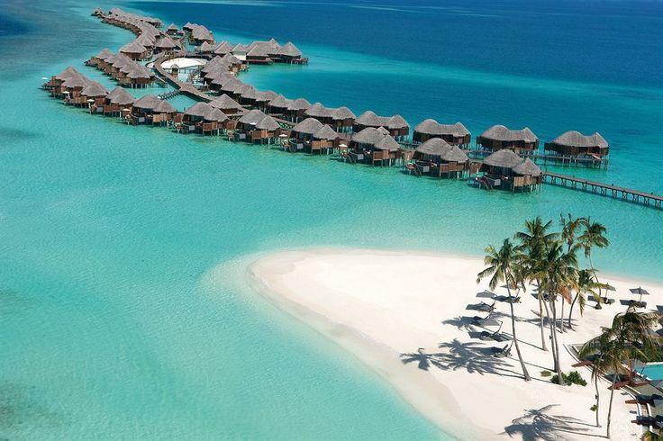 5. Constance Halaveli Maldives. Holidays with Kids Top 10 Awards