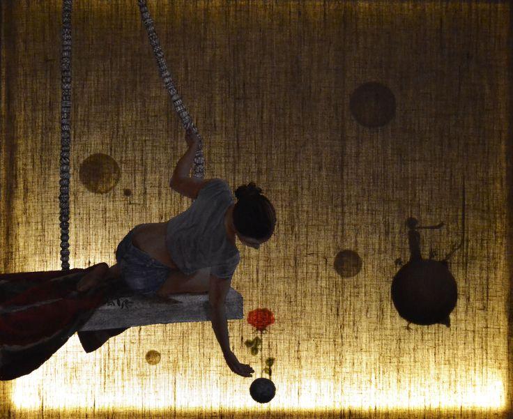 The Little Prince ~ Day & Night Series * Barbara Gerodimou * artist * www.gerodimou.com