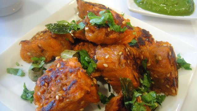 Shital's-Kitchen: Upwas Na Muthia