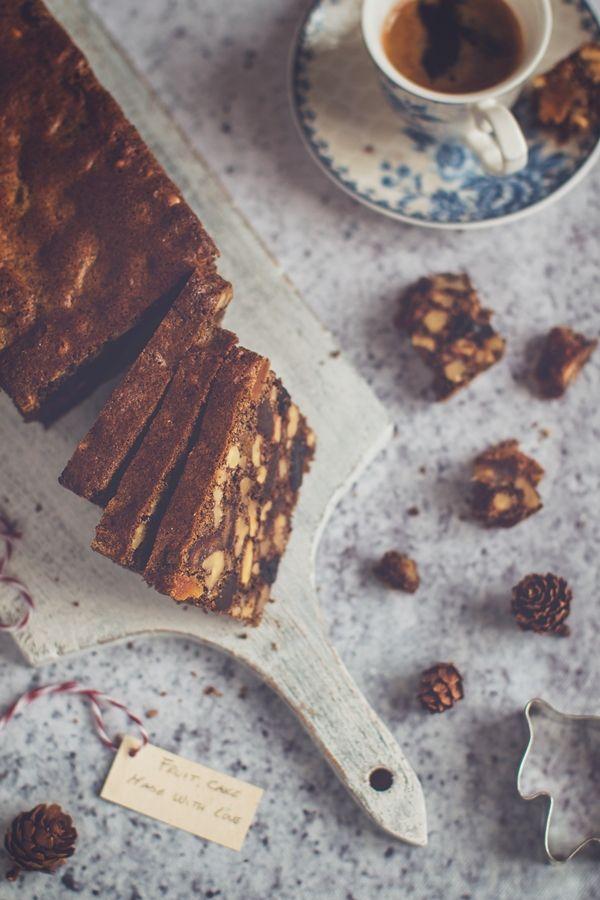 fruitcake al grano saraceno gluten free