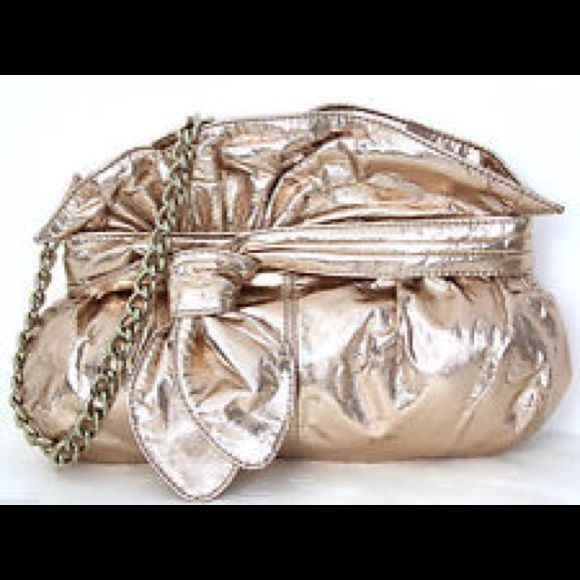 Loeffler Randall for Target Clutch Metallic Bag This adorable bag is perfect for day or night! Purse is in excellent condition! ****please note, this is the clutch and does not include strap. Loeffler Randall Bags