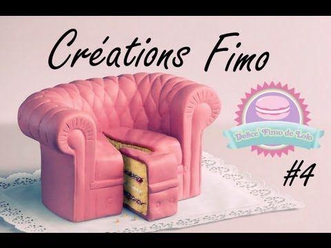 ▶ {Présentation} Mes nouvelles créations (Délice' Fimo de Lôlô) - YouTube