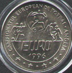 10 lei 1996 UEFA European Football Championship England