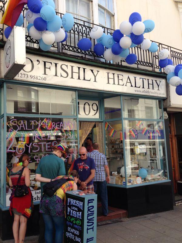 Brighton Gay Pride 2013